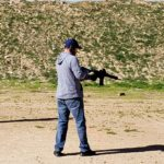 First Time with AR15 Pistol